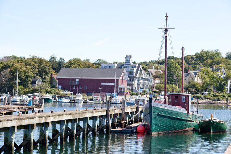 Gloucester's waterfront may be in for a makeover.