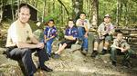 Boy Scouts map new trail