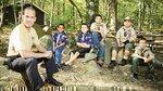 Boy Scouts map new trail