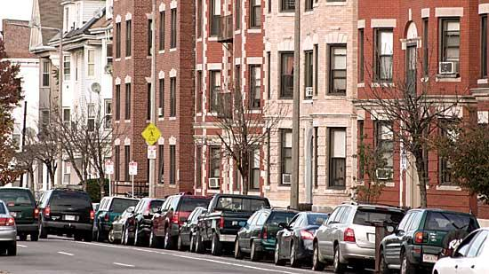 Dorchester's Grove Hall neighborhood ranked among the hottest housing markets in the state in the third quarter, thanks in part to low interest rates and a citywide surge in rents.