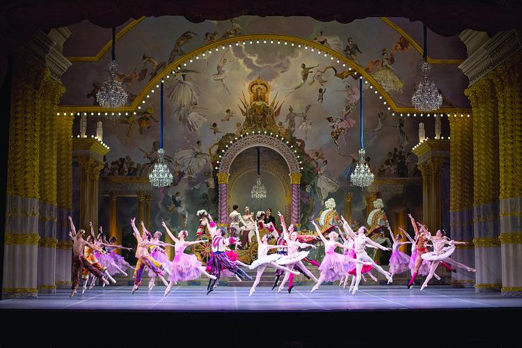 "The Boston Ballet's ""The Nutcracker"" is enjoying brisker ticket sales this holiday season."