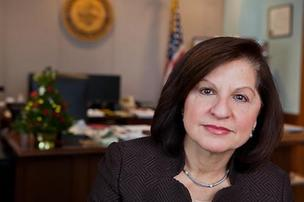 U.S. Attorney Carmen Ortiz said access to Boston's world-class health care community has played a key role in securing more than $8 billion in civil actions and legal settlements in fiscal 2012.