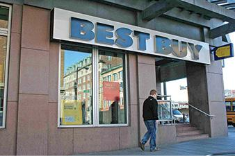 The closing of Best Buy on the corner of Newbury Street and Massachusetts Avenue opens up 45,000 square feet of retail space.