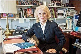 Lifetime Achievement Award winner Sherry Penney.