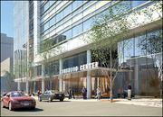 The 350,000-square-foot Longwood Center will provide research and development space for Dana-Farber Cancer Institute.