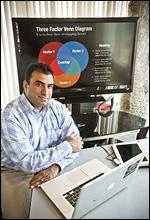 Ravi Mehta, founder and CEO of Slidevana, wants to streamline PowerPoint presentations.