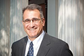 Anthony Monaco of Tufts University is one of many new college presidents in Massachusetts this year. They face big challenges, including unfriendly demographic trends.