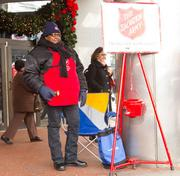 The Salvation Army: Unless it canboost the number of volunteers who are ringing bells, the Salvation Army will be forced to keep hiring more workers until the kettle campaign ends on Christmas Eve