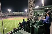 The Ultimate Monster Package at Fenway Park.