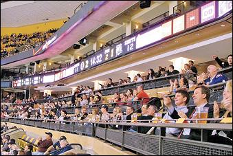 TD Garden underwent renovations in 2006 partly in response to demand for smaller, more affordable suites.