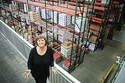 Greater Boston Food Bank CEO Catherine D'Amato earned $395,529 in 2009, and $208,725 in 2010.