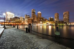 Office rents are expected to rise in Boston this year, according to a new study.