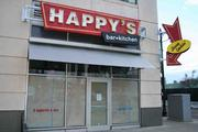 Happy's in the Fenway is closing.