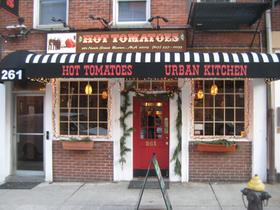 The shuttered Hot Tomatoes restaurant on Hanover Street is expected to be replaced with  the Cobblestone Cafe.