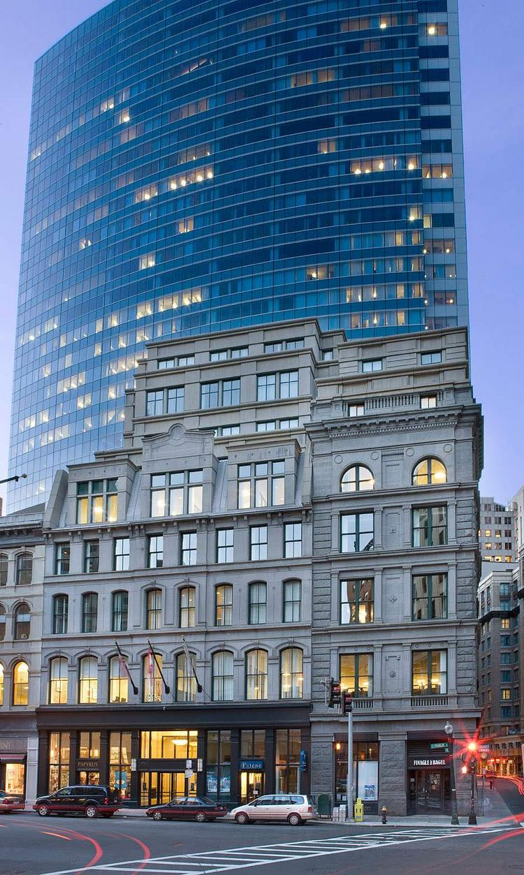 Joseph A. Bank has signed space at 70 Franklin St. in Boston's Financial District.