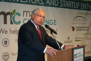"""Mayor Thomas M. Menino: """"East Boston is the next frontier for us. There are several development opportunities that are ready to get kicked off and that's what we'll see in the next few months."""""""