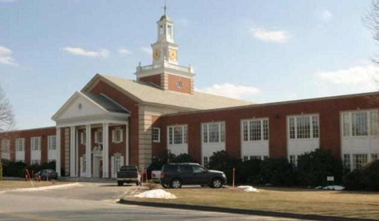 The Davis Co. bought this foreclosed warehouse in Dedham for $4.2 million.