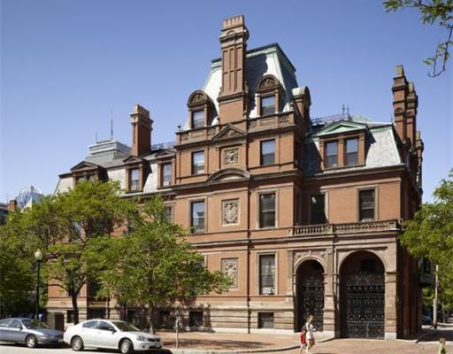 The former Raymond Property Co. headquarters in the Back Bay has been sold to a Saudi sheikh for $14.5 million.