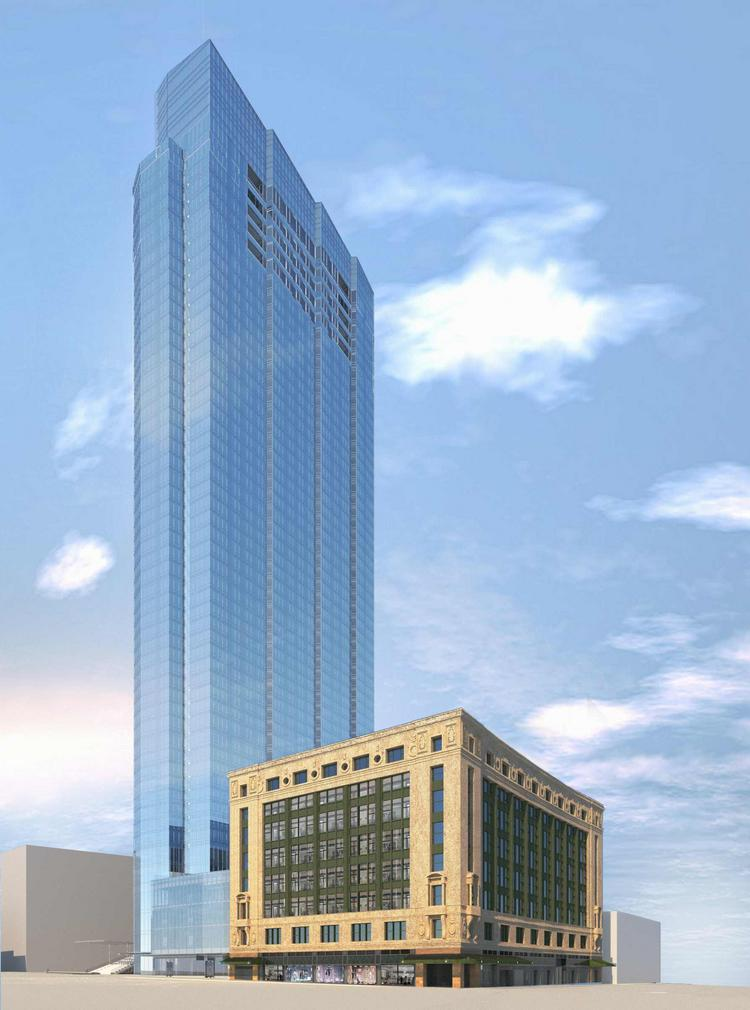 Arnold Worldwide has inked a 125,000-square-foot lease at the former Filene's building in Downtown Crossing.