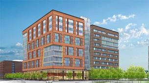 Commonwealth Ventures has proposed an 11-story office building in the Seaport District.