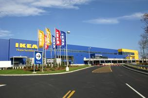New Englanders may have to be content with one IKEA store, the one in Stoughton, Mass.