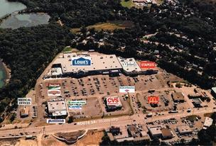 Riverway Plaza in Weymouth has been sold to CBRE Global Investors for $21.5 million.