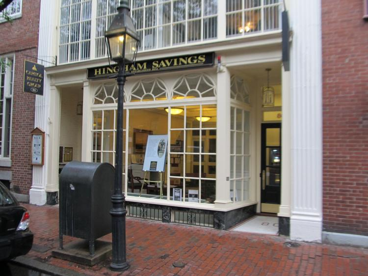 A Boston City Councilor and neighbors want to keep any more banks from opening on Charles Street in Boston's Beacon Hill neighborhood.
