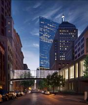 Liberty Mutual, a large insurer that is building a new headquarters complex in Boston's Back Bay, had 735 job listings tracked by Simply Hired in February.