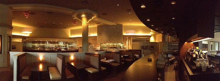 Davio's Cucina has opened a 250-seat restaurant within the Showcase SuperLux complex at The Street in Chestnut Hill.