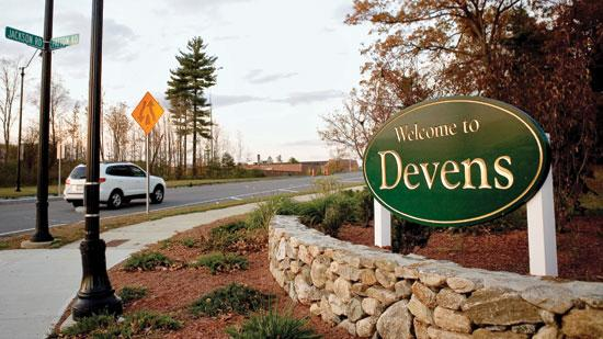 MassDevelopment will issue an RFQ for housing at Devens on April 9.