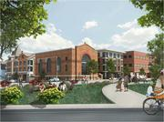 Peregrine Group LLC will add 43 apartments at 4236 Washington St. in Roslindale.