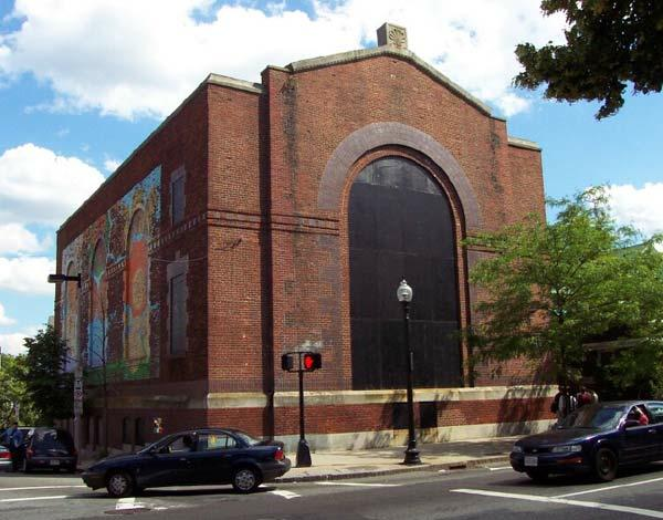 The Roslindale Substation has been nominated to the National Register of Historic Places.