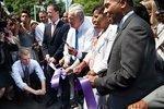 New commuter rail stations open, development to follow?