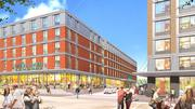 """Whole Foods Market will anchor National Development's """"Ink Block"""" project in the South End."""