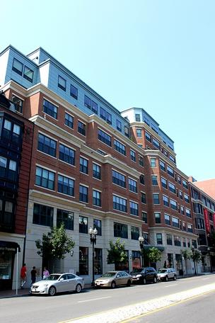 Linear acquired two retail condos on Columbus Ave. for $1.79 million.
