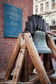 Paul Revere Bell at Old South Meeting House .
