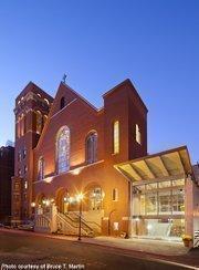 St. Cecilia's.