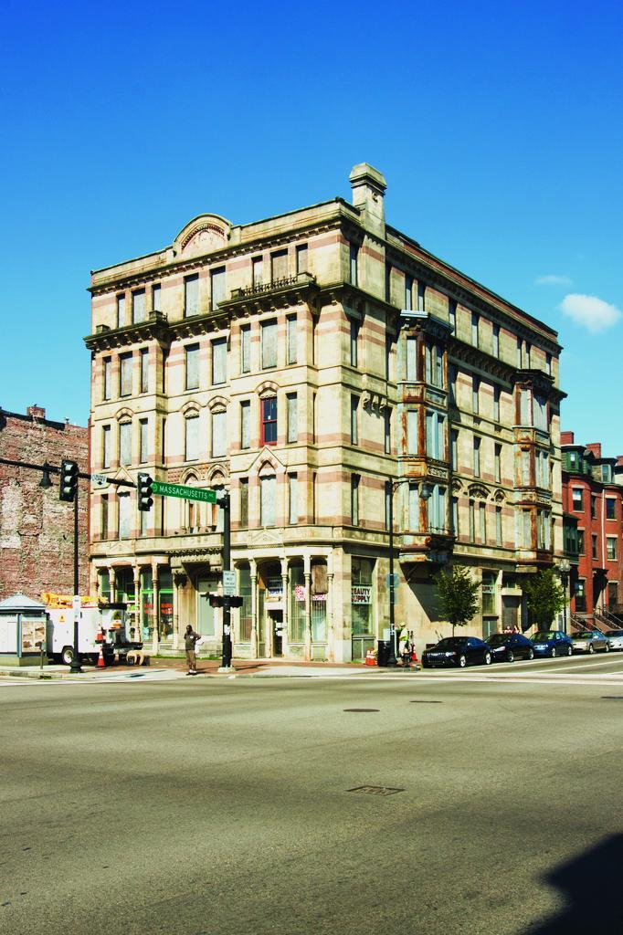 Renovation of the blighted former Alexandra Hotel in Boston could finally get underway by spring,