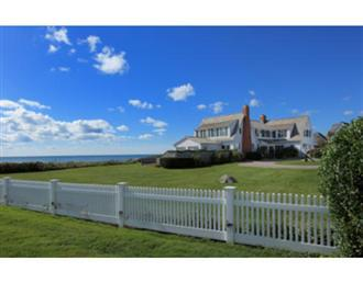 One of several images from a real estate listing for the Cape Cod mansion sold by Taylor Swift at a tidy profit.
