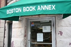 The Boston Book Annex in Brookline has closed after 32 years on Beacon Street.