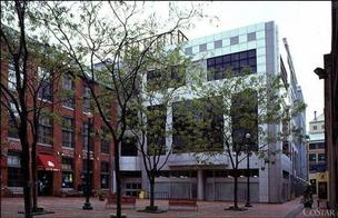 Merrimack Pharmaceuticals has renewed and expanded its lease at One Kendall Square in Cambridge.
