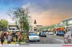 Wegmans to break ground soon at Northwest Park in Burlington.