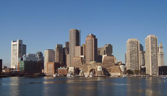 Boston has made the Top 10 U.S. cities for commercial real estate growth in 2013.