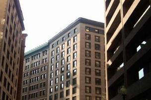Synergy Investments bought 11 Beacon St. for $34.9 million.