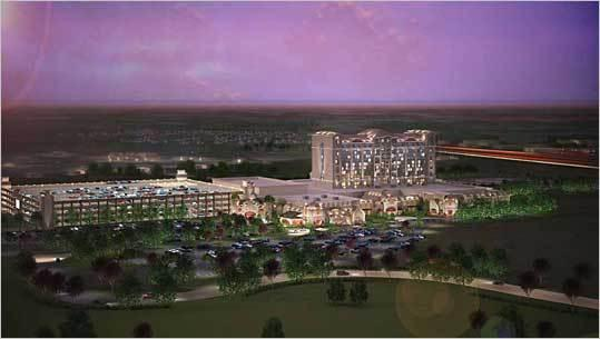 Plans for a $650 million resort casino in Milford — that many thought was dead — will be revived, according to a town official.