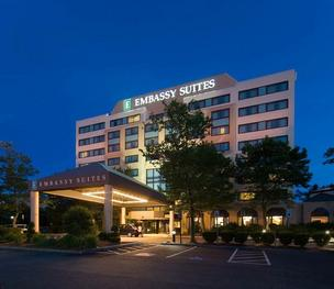 RLJ Lodging Trust enters Greater Boston market with purchase of Embassy Suites in Waltham for $64 million.