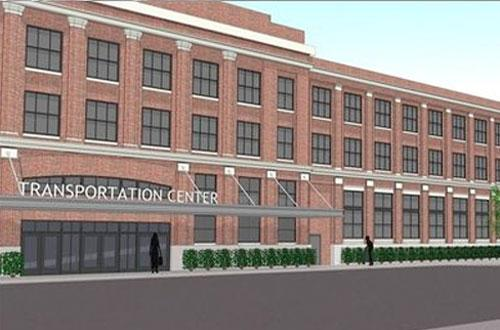 The $78 million reconstruction of Springfield's Union Station is expected to reestablish the historic facility as a major transit hub.