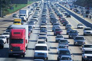 Jacksonville ranked among the cities with the worst traffic congestion in a new On Numbers analysis of commuting patterns.