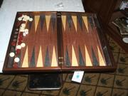 Some might have said Locke-Ober was as old as ... backgammon, which apparently was among the diversions available to the restaurant's patrons.