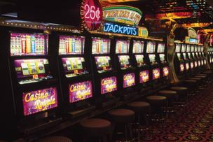 The Associated Press said one of 12 Atlantic City casinos saw a revenue increase in January.